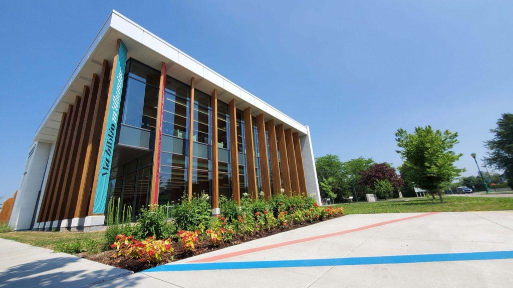 Bibliothèque municipale de Blainville