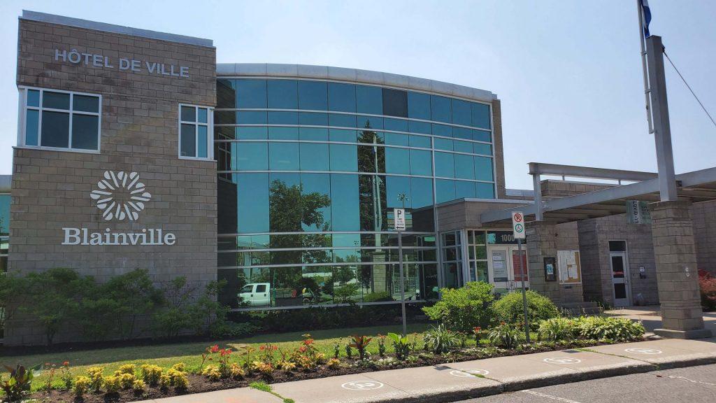 Hôtel de ville de Blainville