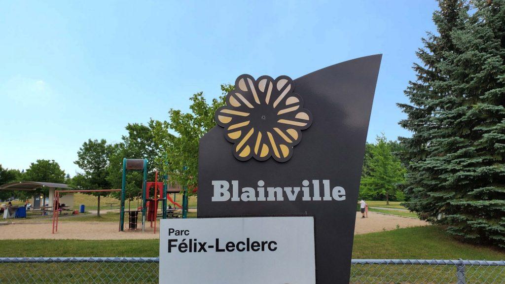 Parcs aires de jeux pour enfants Felix-Leclerc Blainville