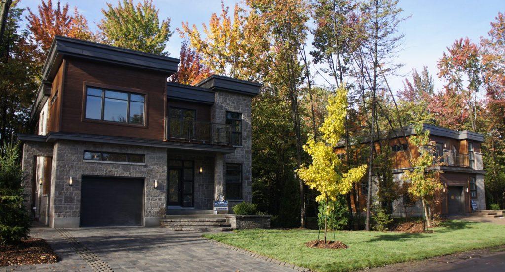 Maison Chambéry d'automne