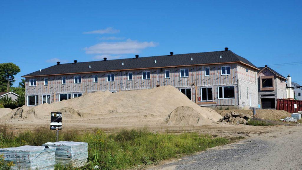 maison de ville townhouse Mirabel