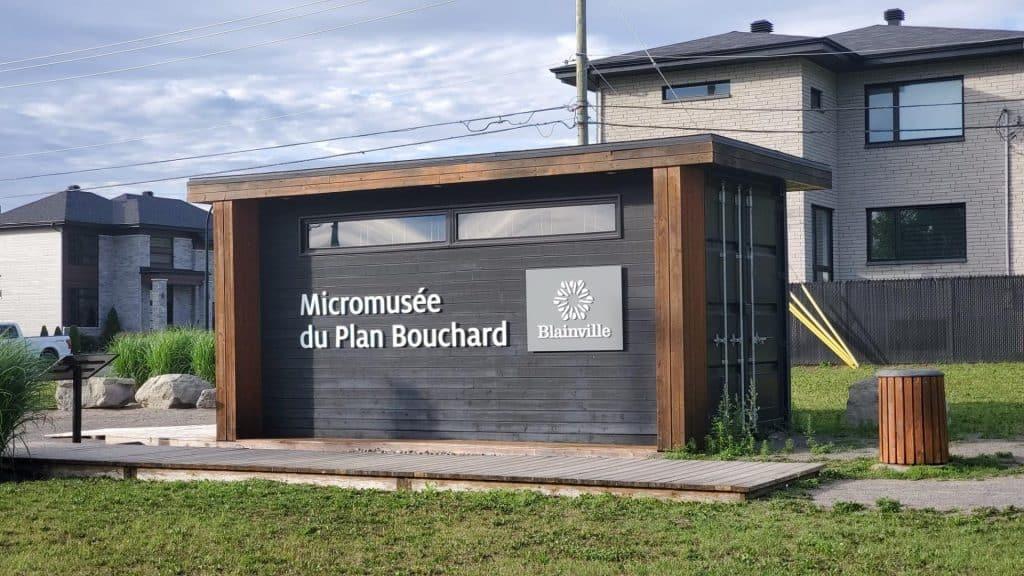 Micro musée Blainville