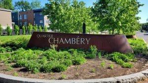 projet quartier Chambéry